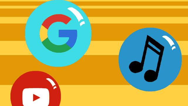 Google Şarkı Sözlerini Arama Sonuçlarına Ekleyecek