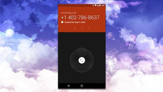 Google Sizi Arayan Spam Numaraları Engelleyecek