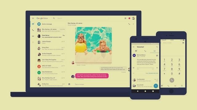 Google Voice 5 Yılın Ardından Geri Döndü