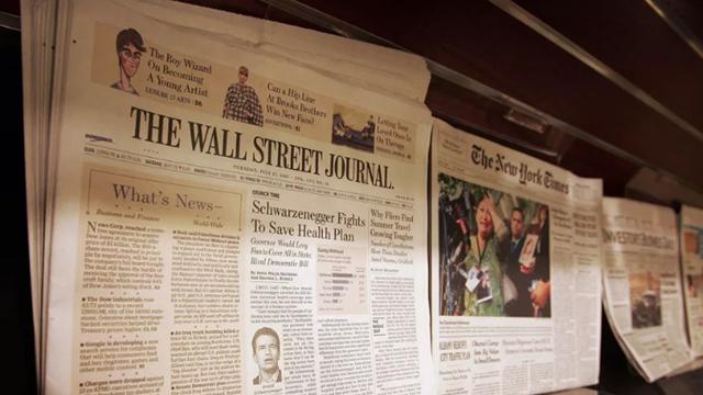 Haber Endüstrisi Facebook ve Google'ın Tekelinden Endişeli