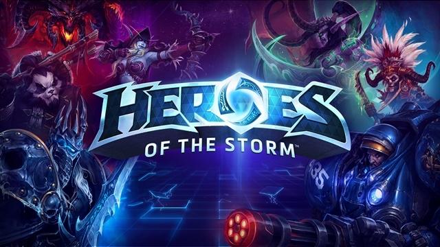 Heroes Of The Storm'da Bu Haftasonu Tüm Karakterler Ücretsiz!