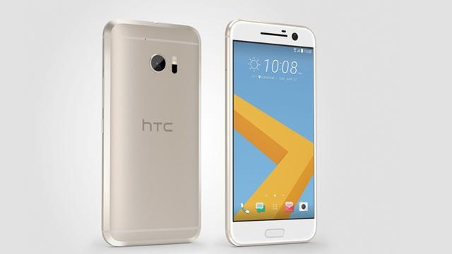 Avrupa'da En Gelişmiş Telefon HTC 10 Seçildi