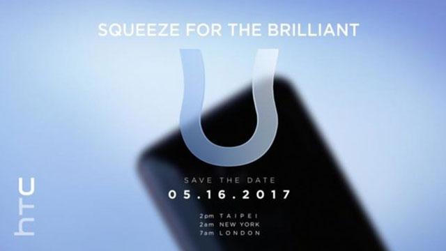 HTC U 11'in Özellikleri Sızdırıldı