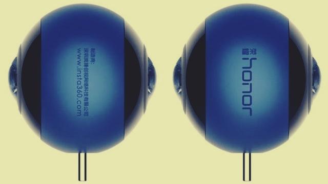 Huawei Honor VR Kamerası Ortaya Çıktı