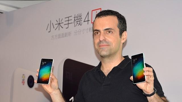 Hugo Barra Xiaomi'den Ayrıldı