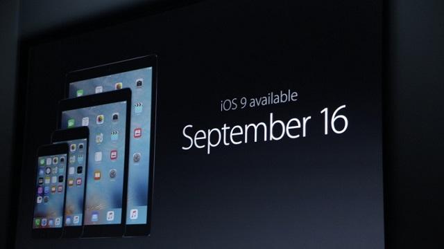 iOS 9 Final Çıkış Tarihi Açıklandı! iOS 9 Alacak Cihazlar Belli Oldu