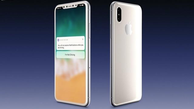 Yeni iPhone 8 Konseptine Bayılacaksınız!
