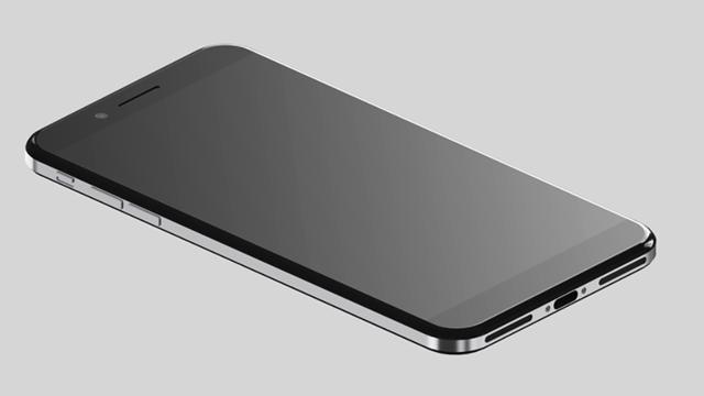 iPhone 8'in Konsept Tasarımı Muhteşem Görünüyor