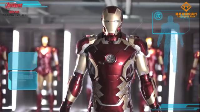 Iron Man Kisa
