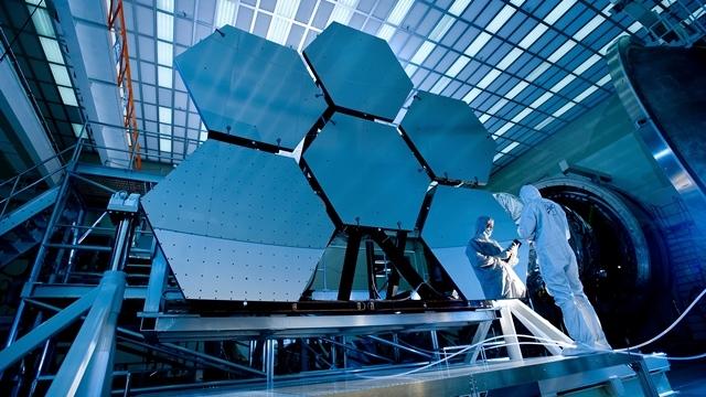 NASA'nın 'Zaman Makinesi' James Webb Mutlu Sona Yaklaştı
