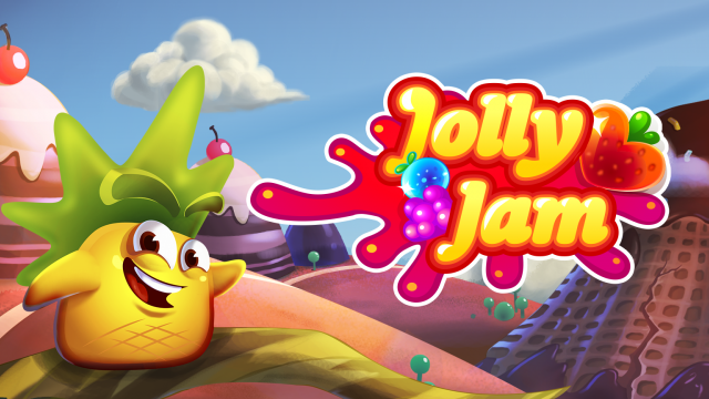 Rovio'nun Yeni Oyunu Jolly Jam Yayınlandı