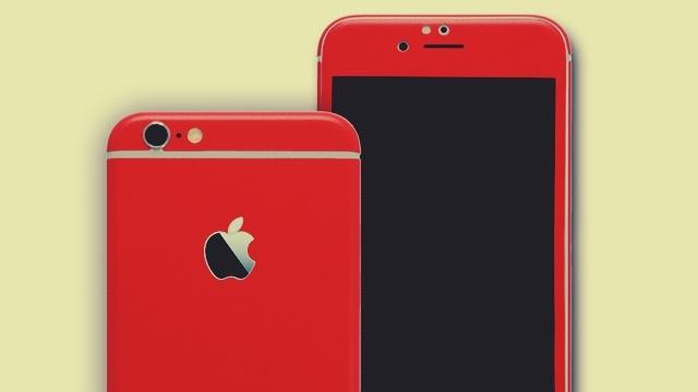 Kırmızı iPhone 7 ve 128 GB iPhone SE Mart Ayında Satışta!