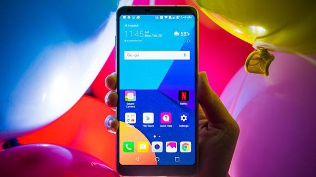 LG G6 Sadece 4 Günde 40 Bin Ön Sipariş Aldı
