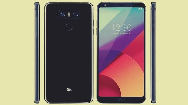 LG G6 Özellikleri