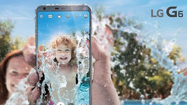 LG G6 Çok Yakında Sürpriz Ön-Satış Kampanyasıyla Türkiye'de