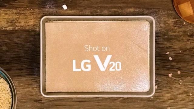 LG V20'den Android 7.0 Nougat Tanıtımı Geldi