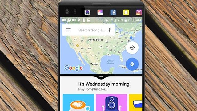 LG V30'da Çift Ekran Olmayacağı İddia Edildi
