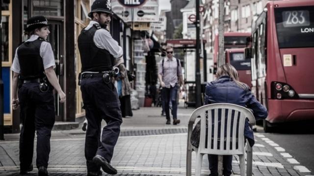 İnsanlık Uzaya Giderken Londra Polisi Hala Windows XP Kullanıyor