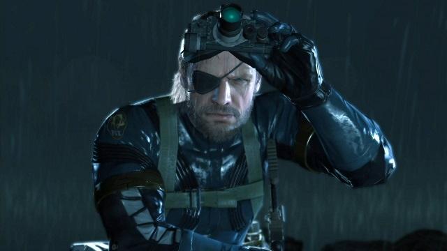 Metal Gear Solid V: The Phantom Pain için Android ve iOS Uygulamaları Yayınlandı
