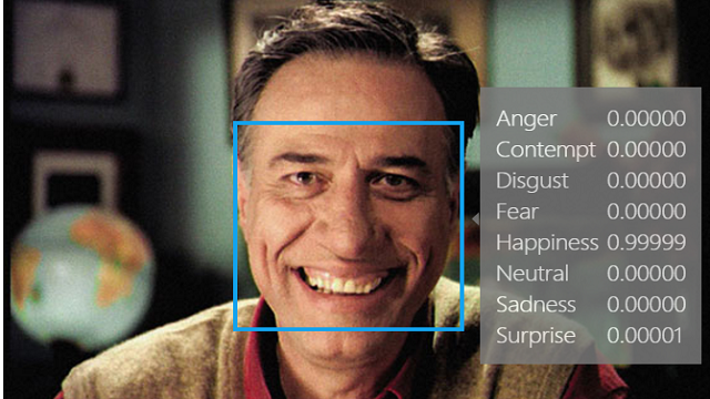 Microsoft'tan Duygu Tanıma Servisi: Emotion Detection
