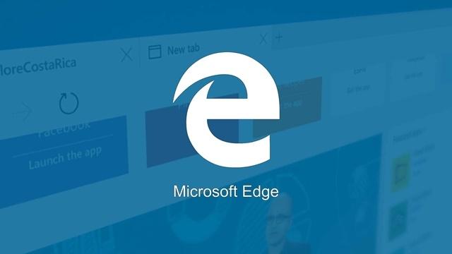 Microsoft Edge'in Yeni Özellikleri Duyuruldu