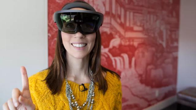 Microsoft: 'Hololens Satışları Binlerde Kaldı'