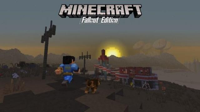 Fallout Serüveni Minecraft'a Geliyor