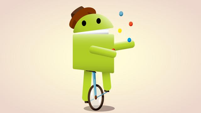 Mobil Dünyanın Lideri Rekor Pazar Payı ile Android!