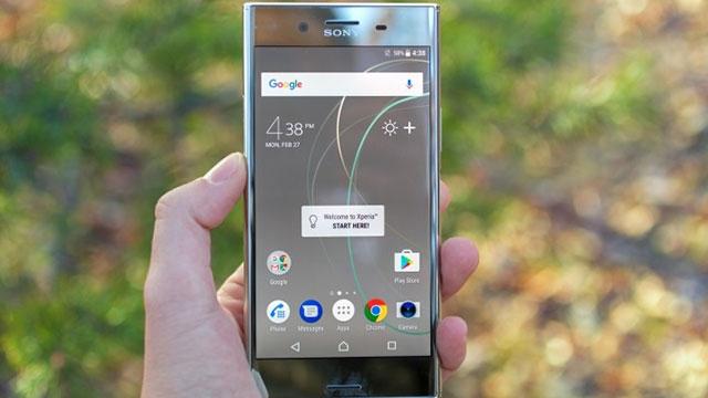 MWC 2017'nin En İyi Telefonu Sony Xperia XZ Premium Oldu