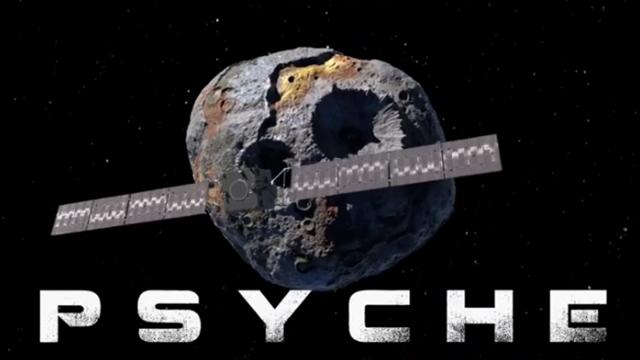 NASA, 10 Bin Katrilyon Dolarlık Bir Asteroidin Peşine Düştü