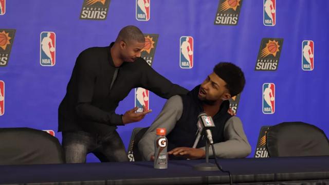 NBA 2K17 Sanal Gerçeklikle Buluşan İlk Spor Oyunu Olacak