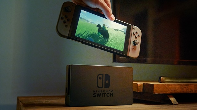 Nintendo Switch Hedef Reklamlara Kilitlendi