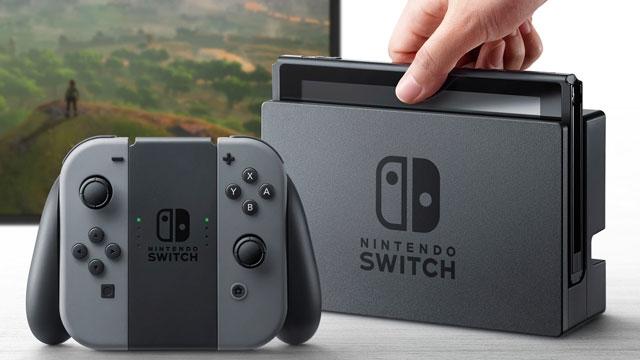 Nintendo Switch'in Yeni Detayları Sızdırıldı
