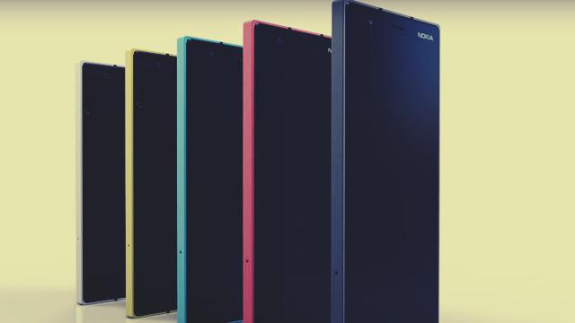 Nokia 3 Renk Seçenekleri ve Konsept Tasarımı Ortaya Çıktı