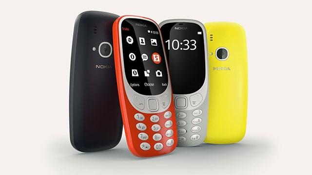 Yeni Nokia 3310, 24 Mayıs Tarihinde Avrupa'da Satışta!