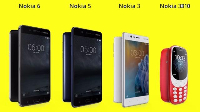 Nokia'nın Yeni Cihazları Küresel Pazarda Ne Zaman Boy Gösterecek?