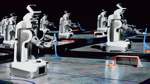 NVIDIA, Robotları Test Etmek İçin Oyun Tasarladı