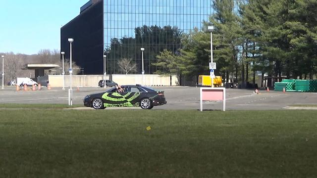 NVIDIA'nın Sürücüsüz Otomobili Yola Çıkıyor