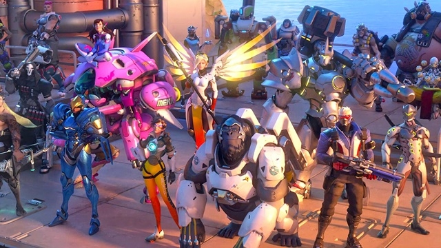Overwatch, 25 Milyondan Fazla Kayıtlı Oyuncuya Ulaştı
