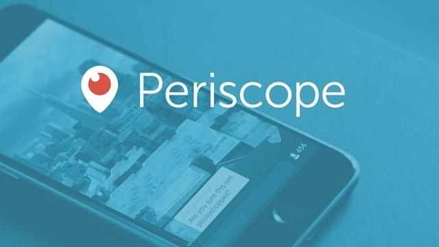 Periscope ile Twitter Canlı Yayını Nasıl Yapılır?