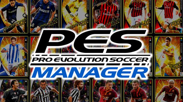 PES Manager'a Güncelleme Geliyor