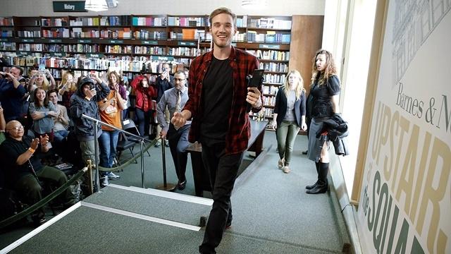 PewDiePie 50 Milyon Aboneye Ulaştı, Hesabını Silmekte Kararlı