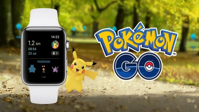 Pokemon Go Nihayet Apple Watch'a Geldi