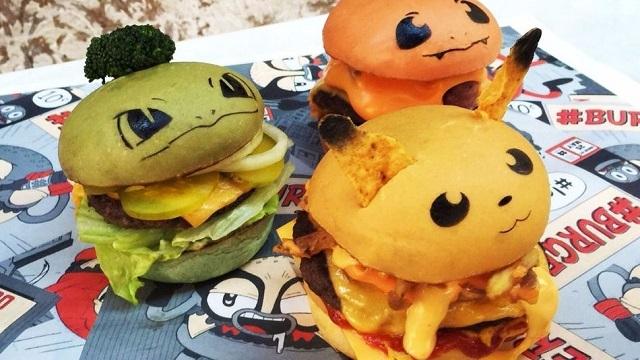 Pokemon Go Fırtınası Gıda Sektörüne Sıçradı: Pokeburgers