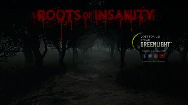 Yerli Oyun Roots of Insanity, Oyunculardan Yeşil Işık Bekliyor