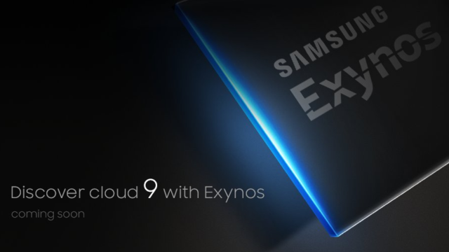 Samsung Exynos 9 İşlemci Geliyor