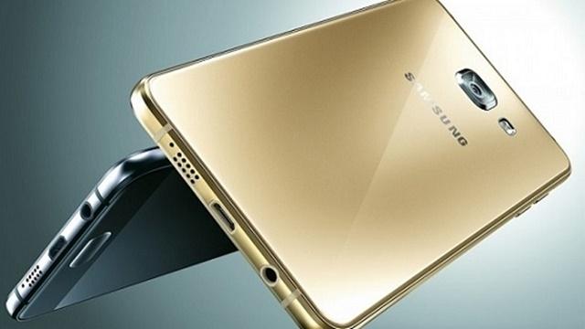 Samsung Galaxy C9 Pro'nun Parlak Siyah Modeli Ortaya Çıktı