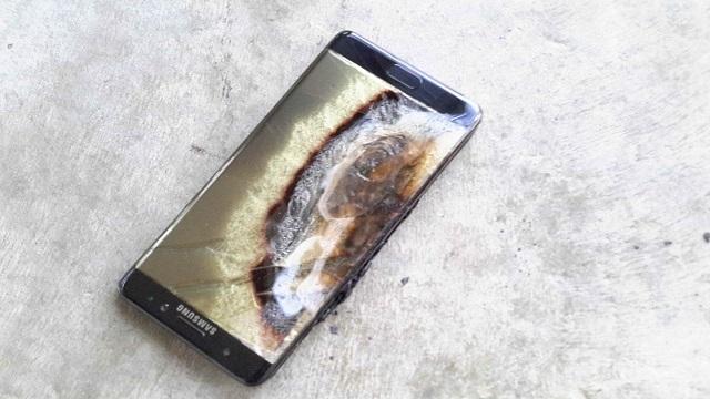 Galaxy Note 7'lerin Geri Çağrılmasının Samsung'a Maliyeti Ortaya Çıktı