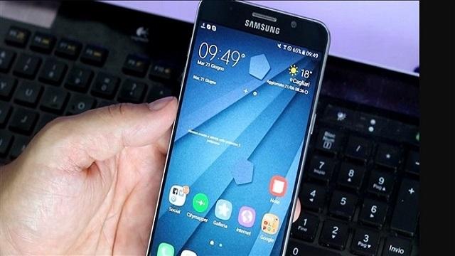 Samsung Galaxy Note 7'nin Arayüzü TouchWiz UX BETA Görüldü