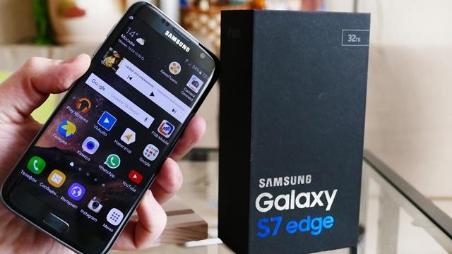 Samsung Galaxy S7 Edge'in Android 7.0 Nougat Güncellemesi Gecikecek!